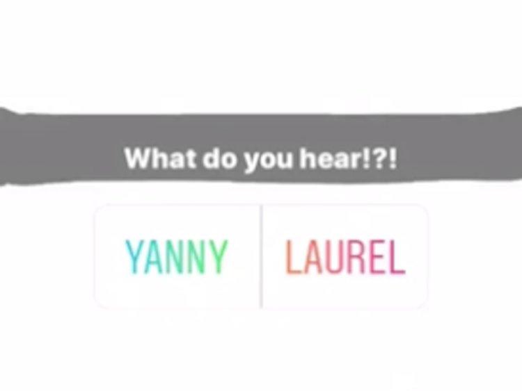 Tim Lowe Laurel Yanny